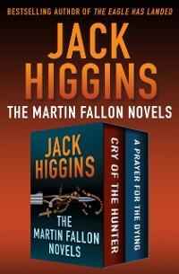 Cover Martin Fallon Novels