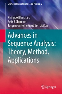 Cover Advances in Sequence Analysis: Theory, Method, Applications