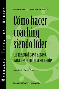 Cover Becoming a Leader-Coach (International Spanish)