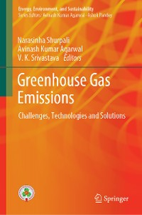 Cover Greenhouse Gas Emissions