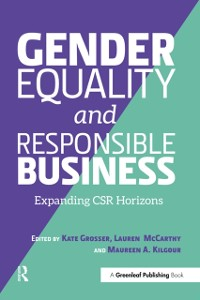 Cover Gender Equality and Responsible Business
