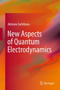 Cover New Aspects of Quantum Electrodynamics