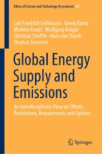 Cover Global Energy Supply and Emissions