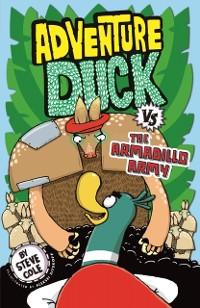 Cover Adventure Duck vs the Armadillo Army