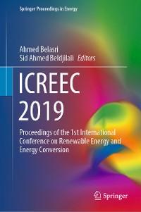 Cover ICREEC 2019