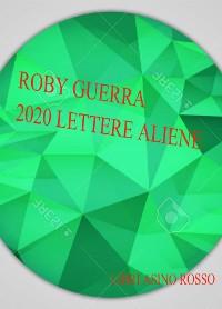 Cover 2020 Lettere Aliene