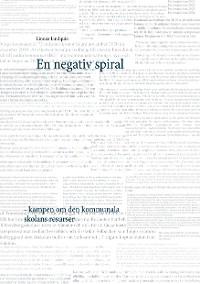 Cover En negativ spiral