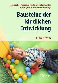 Cover Bausteine der kindlichen Entwicklung
