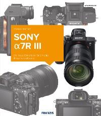 Cover Kamerabuch Sony a7R III