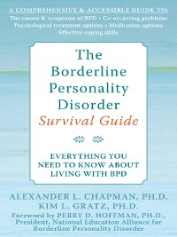Cover The Borderline Personality Disorder Survival Guide
