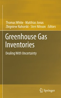 Cover Greenhouse Gas Inventories