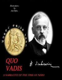 Cover Quo Vadis: A Narrative of the Time of Nero