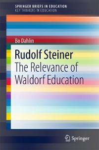 Cover Rudolf Steiner