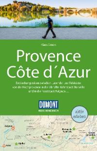 Cover DuMont Reise-Handbuch Reiseführer Provence, Côte d'Azur