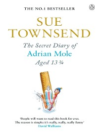 Cover The Secret Diary of Adrian Mole Aged 13 3/4