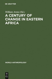 Cover A Century of Change in Eastern Africa