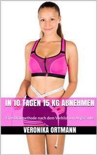 Cover In 10 Tagen 15 kg abnehmen