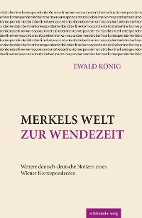 Cover Merkels Welt zur Wendezeit