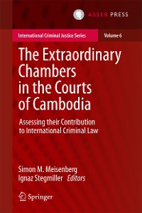 Cover The Extraordinary Chambers in the Courts of Cambodia