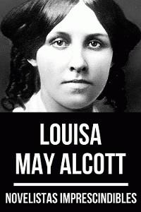 Cover Novelistas Imprescindibles - Louisa May Alcott