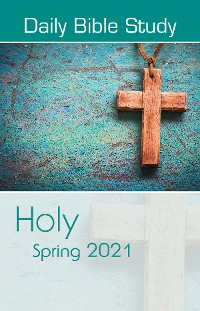 Cover Daily Bible Study Spring 2021