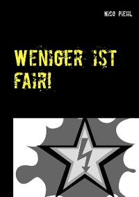 Cover Weniger ist fair!
