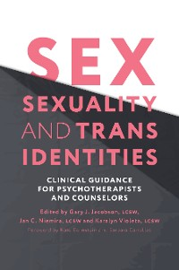 Cover Sex, Sexuality, and Trans Identities