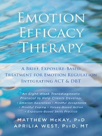 Cover Emotion Efficacy Therapy