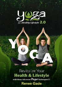 Cover Yoga For A Healthy Lifestyle 2.0