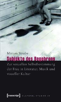 Cover Subjekte des Begehrens