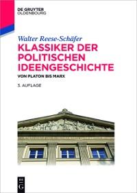 Cover Klassiker der politischen Ideengeschichte