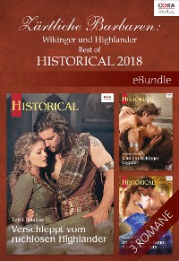Cover Zärtliche Barbaren: Wikinger und Highlander - Best of Historical 2018