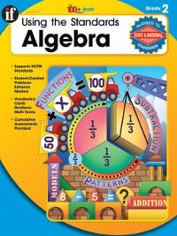 Cover Using the Standards - Algebra, Grade 2