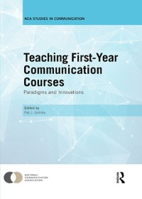 Cover Teaching First-Year Communication Courses
