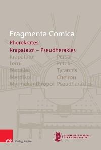 Cover FrC 5.3 Pherekrates frr. 85 – 163