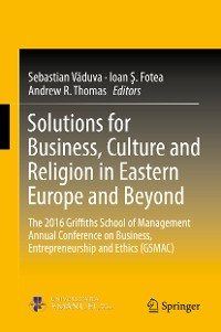 Cover Solutions for Business, Culture and Religion in Eastern Europe and Beyond