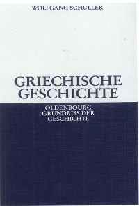 Cover Griechische Geschichte