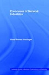 Cover Economies of Network Industries