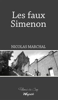 Cover Les faux Simenon