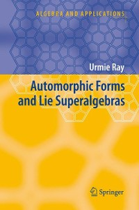 Cover Automorphic Forms and Lie Superalgebras