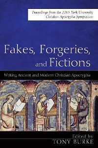 Cover Fakes, Forgeries, and Fictions