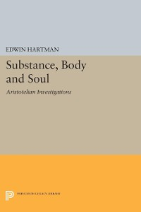 Cover Substance, Body and Soul