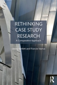 Cover Rethinking Case Study Research