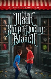 Cover The Mask Shop of Doctor Blaack