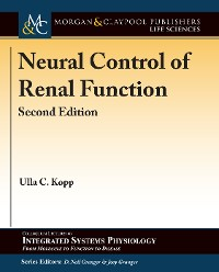 Cover Neural Control of Renal Function, Second Edition