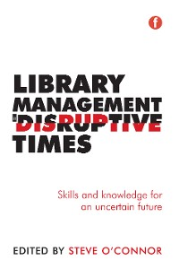 Cover Library Management in Disruptive Times
