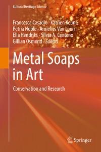 Cover Metal Soaps in Art