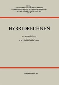 Cover Hybridrechnen