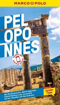 Cover MARCO POLO Reiseführer Peloponnes