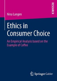 Cover Ethics in Consumer Choice
